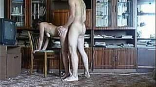 Russian Mama Amateur Couple