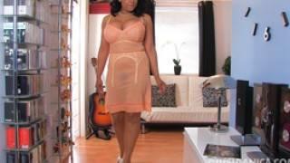 Danica Vintage Strip Tease