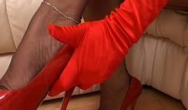 Danica Collins – Nylon Stocking Sluts 2