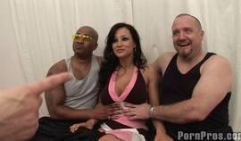 Lisa Ann – 2 Dick Bitch