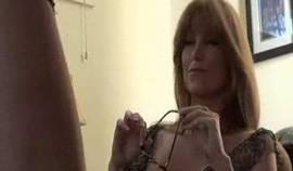 Naughty Milf Seduces Hot Teen & Fucks Her