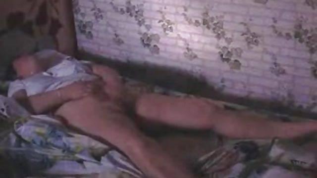 spying mother masturbating