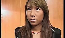 Asian Bukkake Face Full Of Cum
