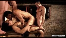 Gay Double Penetration