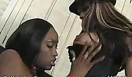 Hardcore Ebony Lesbians