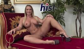 Kay Ortega Sucks On A Big Cock