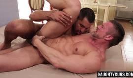Latin Bottom Anal Sex With Cumshot
