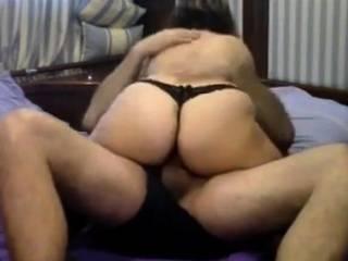 Amateur Greek MILF Tittyfuck, Blowjob and Fucking
